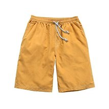 George Jimmy Quick-Drying Pants Men Casual Boardshorts Holiday Loose Beach Short - $20.88