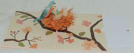 Lovepop LP2392 Birds Nest Pop Up Card  White Envelope Cellophane Wrapped image 4