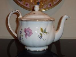 Wedgwood ROSEMEADE Teapot - $64.00