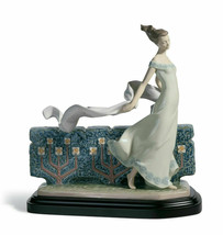 Lladro 8142 Courageous Nature Retired Limited Edition Base Incluided New - $742.50
