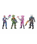 Fortnite Squad Mode 4 Figure Pack  8 years and up    WE Ship Out Everyday - $67.99