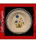 "Mikasa 3 Country Club Fresh Cuttings Blue Floral 8.5"" Salad Sou Pasta Bowls - $29.69"