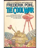The Cool War Frederik Pohl Hornswell Hake CIA sabotage Alys Brant Sci-Fi... - $3.95