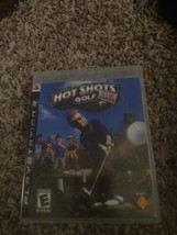 Hot Shots Golf: Out of Bounds (Sony PlayStation 3, 2008) game - $11.55