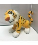 Vintage 90s Disney Aladdin Jasmine Pet Tiger Rajah Plush Stuffed Animal ... - $39.99