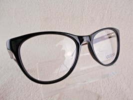 GUESS GU 2416 Black  50  X 17 135 mm Eyeglass Frame - $39.96