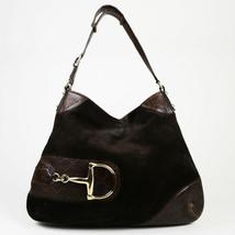 Gucci Hasler Guccissima Horsebit Hobo Bag - $260.00
