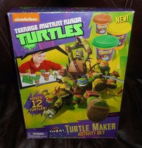 CRA-Z-ART Teenage Mutant Ninja Turtles Tortue Machine 100% Complet Avec ... - $20.75
