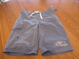 Boy's Youth Epic Threads board shorts L Large LG surf casual blue stella... - $6.94
