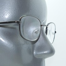 Reading Glasses +3.50 Simple No-Fuss Matte Black Metal Frame Readers - $18.00