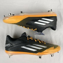 Adidas Men's Adizero Afterburner 2.0 Baseball Cleats S84703 Gold Blk 12 ... - $39.59