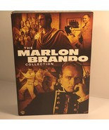 The Marlon Brando Collection DVD, 2006, 6-Disc Set MUTINY BOUNTY CAESAR ... - $14.80