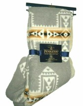 Pendleton Home Sherpa to Fleece reversible Crossroads Blanket throw new - $130.86