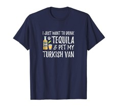 New Shirts - Tequila Turkish Van Shirt for Cinco de Mayo New Mom New Dad Men - $19.95+