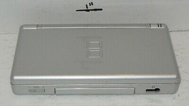 Nintendo DS Lite Silver Handheld Video Game Console - $60.78