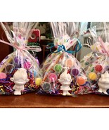 Troll party favors to paint. DIY.  Creative. Comes fully assembled. Price per 1. - $3.49