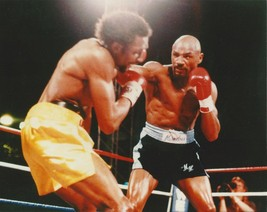 Thomas Hearns Marvin Hagler SFOL Vintage 18x24 Color Boxing Memorabilia ... - $34.95