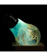 Cool LIGHT Bulb Modern Ambient Table Lamp 3D Edison Led Memory creative ... - $37.22+