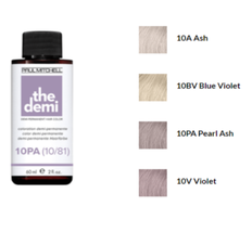 John Paul Mitchell Systems The Demi Intensely Cool Hair Color