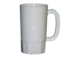 6-32 oz Large Granite Beer Mugs Made in the USA Lead Free Food Safe No BPA^ - $35.63