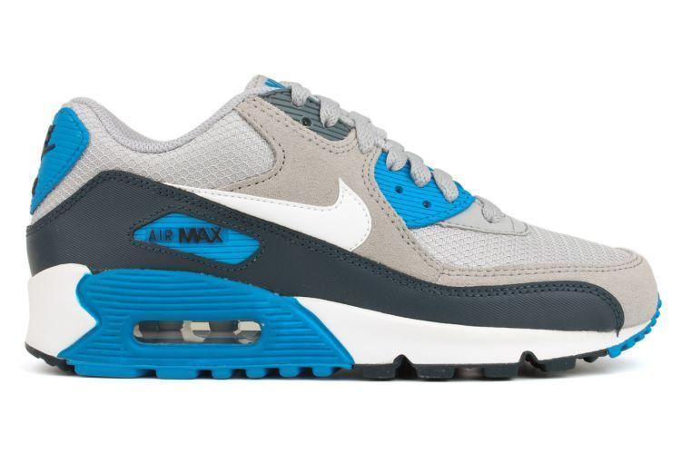 timeless design 2eabb 2e4e6 Nike Air Max 90 GS Boys/Girls/womens Trainers BNIB Genuine 307793 083 -  $81.91