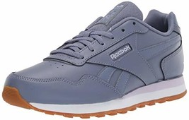 Reebok Women's Classic Harman Run Shoe, Washed Indigo/Lilac/White/Gum 7.... - $42.53