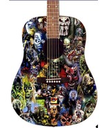 Iron Maiden Custom Guitar - $349.00