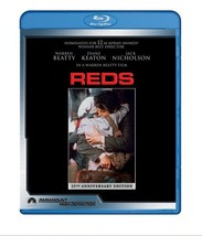 Reds 25th Anniversary Edition [Blu-ray]