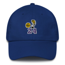 kb hat / mamba hat / basketball hat / Cotton Cap image 3