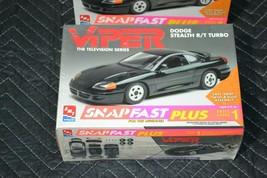 NEW1994 AMT ERTL SNAPFAST PLUS DODGE STEALTH R/T TURBO MODEL KIT # 8313 ... - $18.69