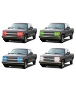 for Chevrolet C1500 88-98 RGB Multi Color LED Halo kit for Headlights - $137.91