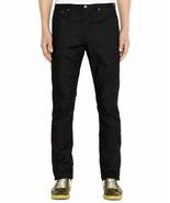 Levi's 511 Slim-Fit Black Rigid-Wash Pants Commuter Jeans NWT 28X30     ... - $29.65