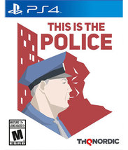 THIS IS THE POLICE  - PlayStation 4 - (Brand New) - $26.92