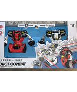 Sharper Image Remote Control Robot Combat Set, Multiplayer RC Toy Ages 6+ - $41.71