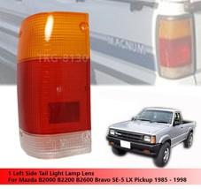 LEFT SIDE REAR TAIL LIGHT LENS FOR MAZDA MAGNUM B2000 B2200 B2600 STANDA... - $15.95