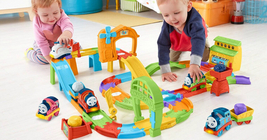 Fisher Price Thomas train friends discovery railway pals track  - $36.00