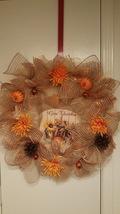 Harvest Wreaths - $35.00