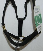 Valhoma 350QBK Black Yearling Horse Halter Three to Six Hundred Pounds image 3