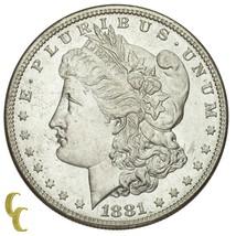 1881-S Silver Morgan Dollar (Gem BU Condition) Terrific Eye Appeal - $155.83