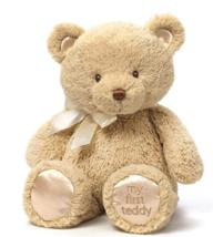 "Baby GUND My 1st Teddy Bear Stuffed Animal Plush, Tan 15"" - $19.95"