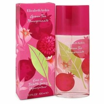 Green Tea Pomegranate by Elizabeth Arden Eau De Toilette Spray 3.3 oz for Women - $23.63