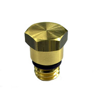 TamerX HFCM Water Separator Drain Plug Upgrade- Ford Powerstroke 6.0L Di... - $12.95
