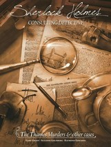 Sherlock Holmes Consulting Detective: The Thames Murders & Other Cases (... - $42.74