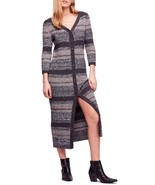 Free People Cozy Up Cardigan Midi Dress MSRP:$168.00 - $97.50