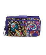Vera Bradley Iconic Deluxe All Together Crossbody Bag, Romantic Paisley - $68.00