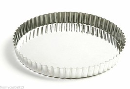 "Norpro 3719 Quiche Tart 9-1/4"" Pan with Removable Base - $15.64"