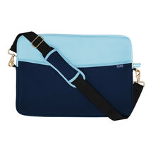 """Quip Brand Sm Padded Laptop Sleeve with Strap! QUIP Laptop case 13.5""""x10.25"""" NEW image 6"""