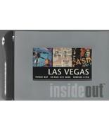 Las Vegas - Inside Out - Popout Map - SC - 2002 - Compass & Pen Broken. - $2.21