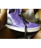Radii shoes size 9.5 PURPLE & WHITE - $27.12