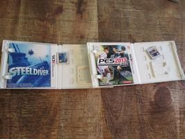 Steel Diver (Nintendo 3DS, 2011) + PES Pro Evolution Soccer 3D 2013